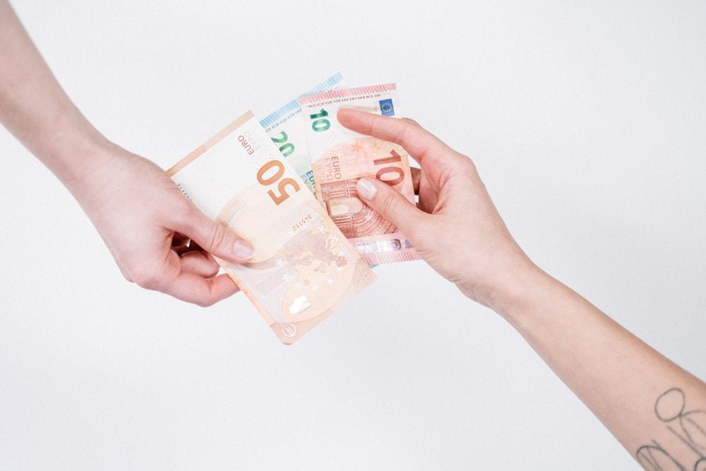 Lohn und Gehalt