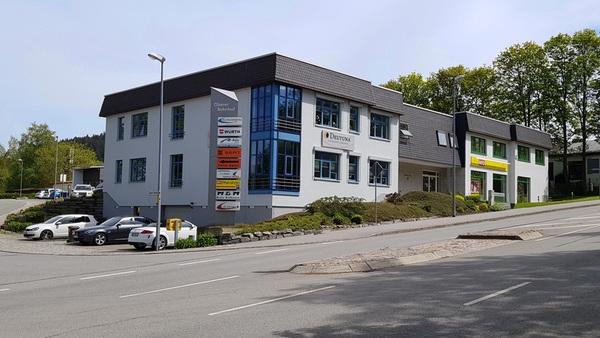 ibis nova GmbH in Annaberg Gebäude von außen