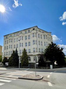 Gebäude der ibis nova GmbH in Chemnitz