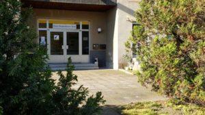 Gebäude der ibis nova GmbH in Flöha
